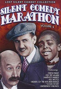 Silent Comedy Marathon 4 (Silent)