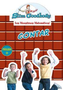 Slim Goodbody Monstrous Matematicos: Contar (Spanish)