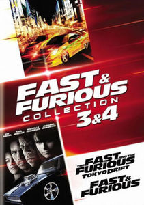 Fast And Furious Collection: 3 & 4
