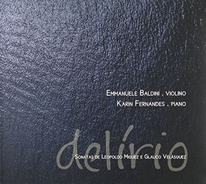 Delrio-Sonatas de Leopoldo Miguez