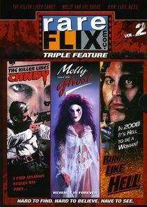 Rareflix Triple Feature: Volume 2