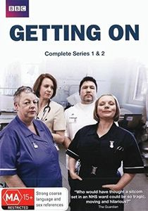 Getting on: Complete Series 1 & 2 [Import]