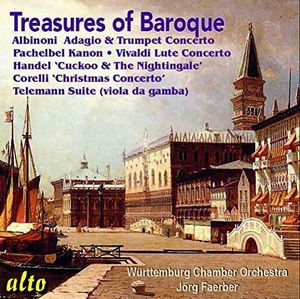 Treasures of the Baroque