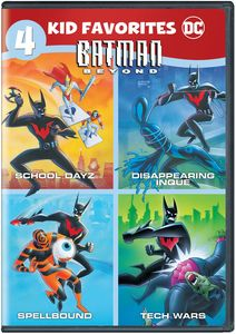 4 Kid Favorites: Batman Beyond