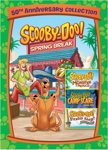 Scooby-Doo!: Spring Break Triple Feature