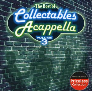 The Best Of Collectables Acappella, Vol. 3