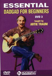 Essential Dadgad for Beginners: Volume 3