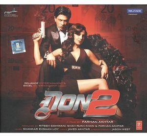 Shah Rukh Khan-Don 2 [Import]