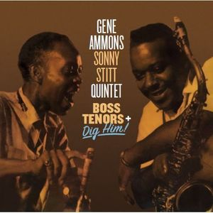 Boss Tenors /  Dig Him [Import]