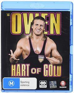 WWE: Owen - Hart of Gold [Import]
