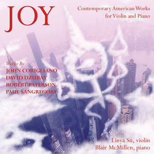 Joy: Music for Violin and Piano