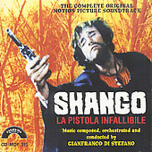 Shango: La Pistola Infallibile (Original Soundtrack) [Import]