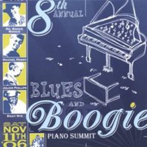 Highlights from Eighth Annual Blues & Boogie Piano