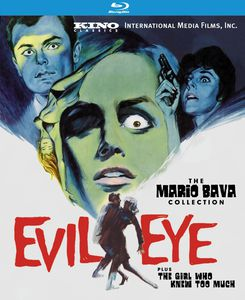 Evil Eye /  The Girl Who Knew Too Much