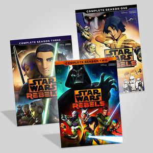 Star Wars Rebels Collection: Seasons 1-3