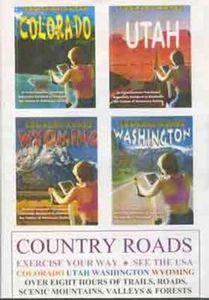 Colorado Utah Wyoming Washington - Country Roads