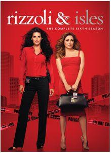 Rizzoli & Isles: The Complete Sixth Season