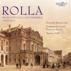 Music for Viola & Ensemble