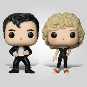 GREASE CARNIVAL COLLECTIBLES