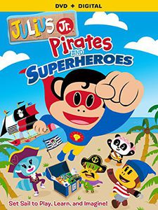 Julius Jr.: Pirates and Superheroes