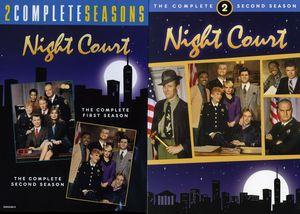 Night Court: Seasons 1-2