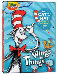 Cat in the Hat Knows a Lot Wings & Thi [Import]