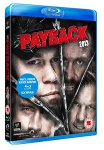 WWE : Payback 2013 [Import]