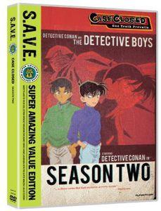 Case Closed: Season Two - S.A.V.E.
