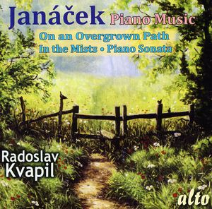 Piano Music: On An Overgrown Path /  in the Mists