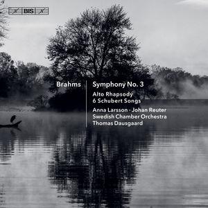 Symphony 3 /  Alto Rhapsody /  6 Schubert Songs