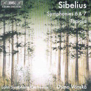 Sym #6 /  Sym #7 /  Tapiola Op.11