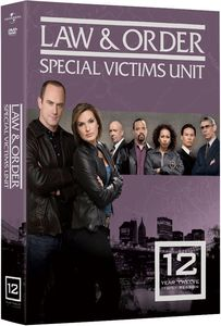 Law & Order - Special Victims Unit: Year Twelve