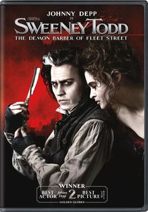 Sweeney Todd: The Demon Barber of Fleet Street , Johnny Depp