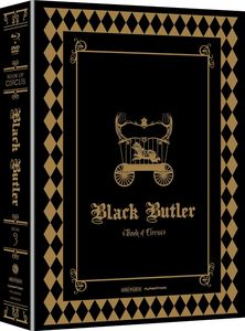 Black Butler: Book of Circus - Season Three