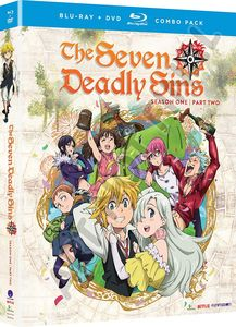 Seven Deadly Sins: Season One - Part Two