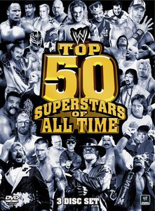 The Top 50 Superstars of All Time