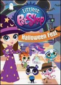 Littlest Pet Shop Halloween Fest