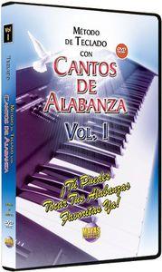 Metodo Con Cantos de Alabanza: Teclado 1