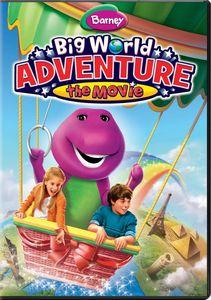 Barney: Big World Adventure - The Movie