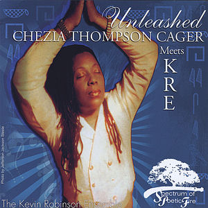 Unleashed: Chezia Thompson Cager Meets Kre-The Kev
