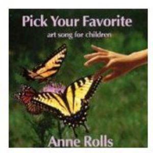 Pick Your Favorite-Art Song for Children