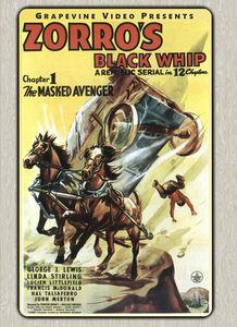 Zorro's Black Whip (1944)