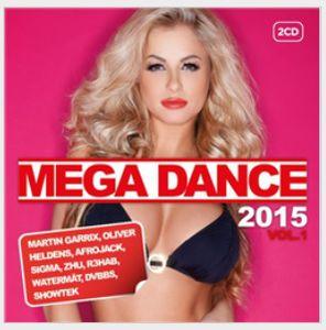 Mega Dance 2015 [Import]