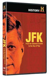 JFK: From Solomon Islands to T