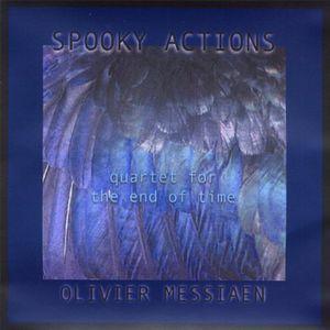Quartet for the End of Time; Olivier Messiaen