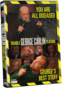 George Carlin: George's Best Stuff /  You Are All Diseased