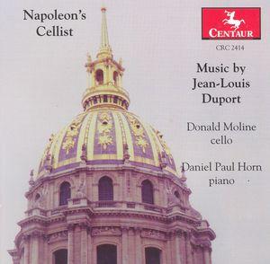 Napoleon's Cellist: Sta #1 in G /  Sta #2 in G