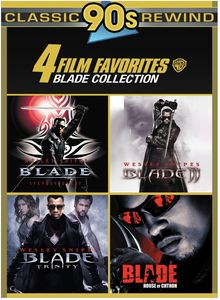 4 Film Favorites: Blade Collection