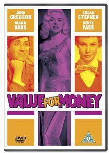 Value for Money [Import]
