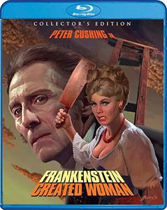 Frankenstein Created Woman (Collector's Edition)